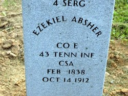 Ezekiel Absher