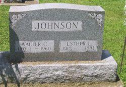 Walter C. Johnson, Sr