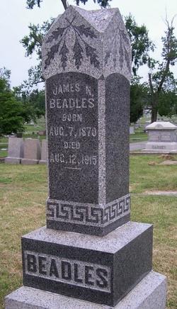 James Nicholas Beadles, II