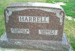 Frances Muriel <i>Badger</i> Harrell