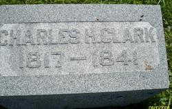 Charles H Clark