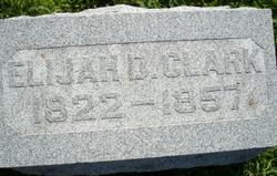 Elijah D Clark