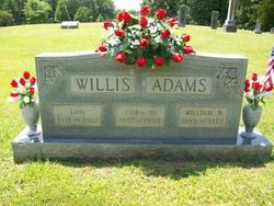 Cora D <i>Petty Willis</i> Adams