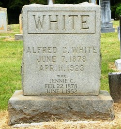Alfred G White