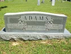 Sallie Alline <i>Essary</i> Adams