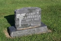 Carol G. Rutledge