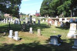 Saint Johns Episcopal Church Cemetery
