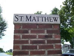 Saint Matthew Cemetery