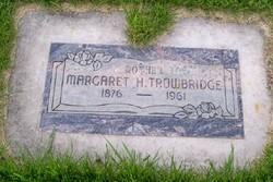 Margaret Hannah <i>Goldsmith</i> Trowbridge