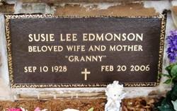 Susie Lee <i>Wangler</i> Edmonson