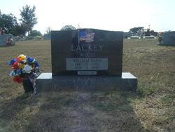 Bill Mojo Lackey