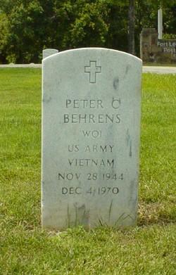 WO Peter Claus Behrens