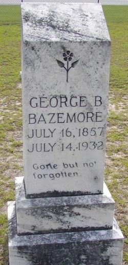 George Benjamin Bazemore, Sr