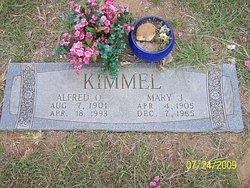Alfred Oscar Kimmel