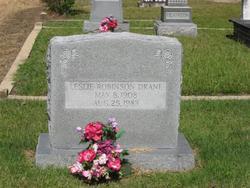 Leslie Robinson Drane