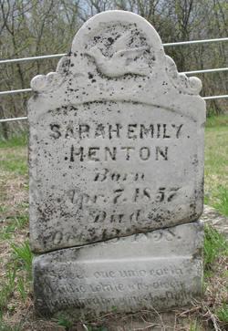 Sarah Emily Henton