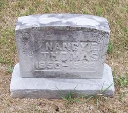 Nancy E Thomas