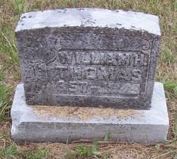 William H Thomas
