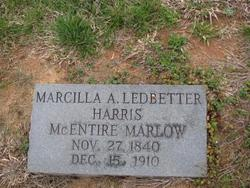 Marcilla Angeline <i>Ledbetter</i> Marlow