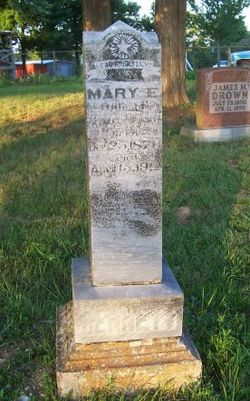 Mary E <i>Norman</i> Bennett