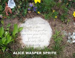 Alice Olive <i>Wasper</i> Sprite