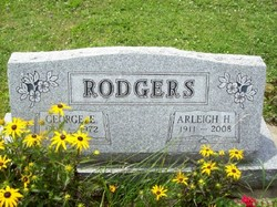 George Elwin Rodgers