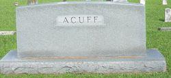 Benton Yancey Acuff