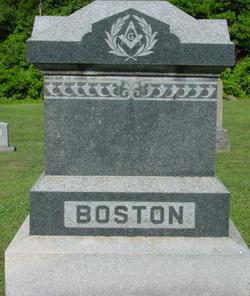 Lucy A. <i>Galbreath</i> Boston