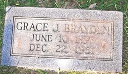 Grace Jewel <i>Burks</i> Brayden