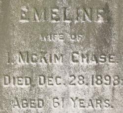 Emeline Chase