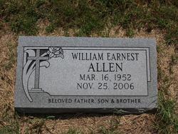 William Earnest Allen