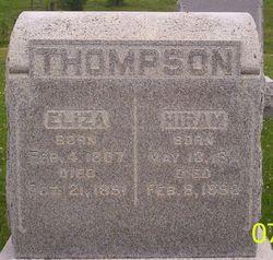 Hiram Thompson