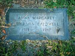 Anna Margaret <i>Frierson</i> Caldwell