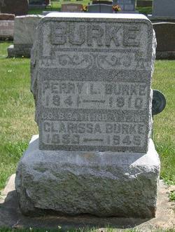Corp Perry Lafayette Burke