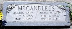 Martisha Louise <i>Gray</i> McCandless