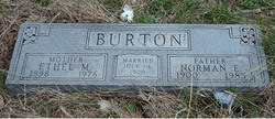 Norman Edward Burton