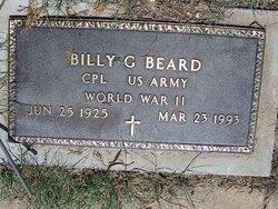 Billy G Beard