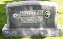 Sgt Jack F Booth