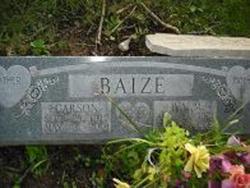 Iva Mae <i>Joyce</i> Baize