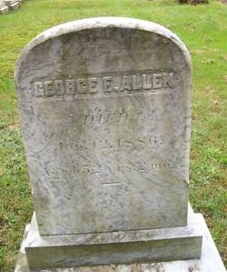 George Elwood Allen