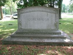 Carrie F <i>Kocher</i> Aughenbaugh