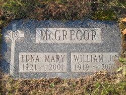 Edna Mary <i>Gallant</i> McGregor