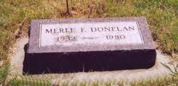 Merle Francis Donelan