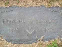 Howard B Blewett