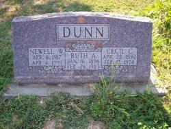Ruth A. <i>George</i> Dunn