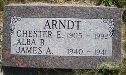James A Arndt