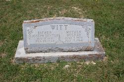 Huldah <i>Mills</i> Witt