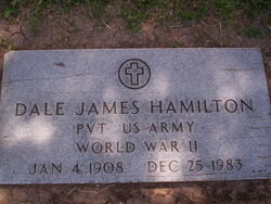 Dale James Hamilton