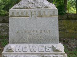 Maria Virginia <i>Kyle</i> Howes