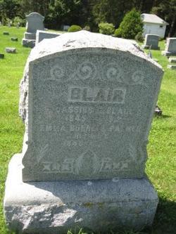 Emma <i>Burrell Palmer Blair</i> Bice